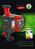 Hochwertige Hocheffizienzpumpe - Umwälzpumpe - LED Heizungspumpe-LED AUTOMATIK ANZEIGE -Daten:RS 25-60 180 elektronisch-Leistungsaufnahme 5-45-Energieeffizienklasse A- W-80% -230 V -Ersparnis-Neuheit-DIAMOND