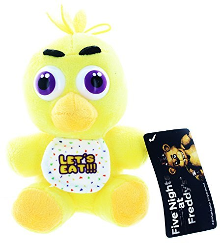 """Five Nights At Freddys - Chica Plush - 30cm 12"""""""