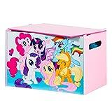 My Little Pony - Spielzeugkiste für Kinder – Aufbewahrungsbox für