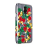 Benjamins Flowers Case, Hülle für Galaxy S5, Hibiskus Blumen