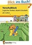 Vorschulblock - Logisches Denken, rät...