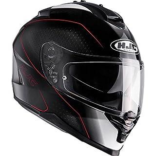 HJC IS-17Full Face Motorrad Sport Helm–Arcus rot