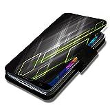 Book Style Flip Handy Tasche Case Schutz Hülle Schale Motiv Etui für HTC One M8 ( 2014 ) - A46 Design3