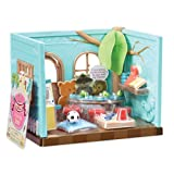 Imaginarium - Camomille Lil Luvs & Hugs Nursery, guardería de juguete para animalitos (87625)
