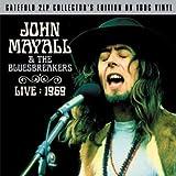 John & Bluesbreaker Mayall: Live 1969 [Vinyl LP] (Vinyl)