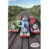 Thomas The Tank Engine And Friends Trio Large Children