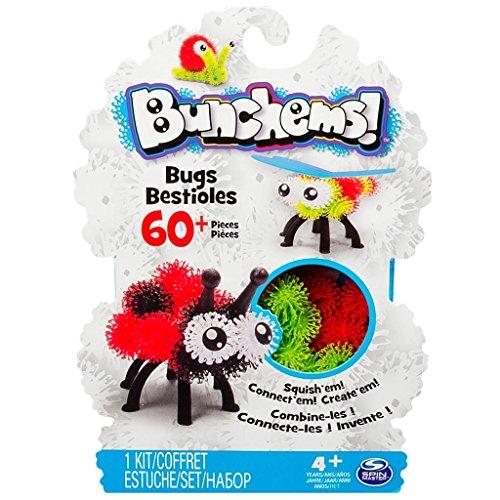 Bunchems-6026097-Kit-Base-per-creazioni-60-pz-Modelli-Assortiti