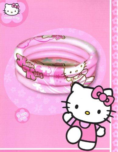 Pool aufblasbar Hello Kitty (1372) (Hello Kitty-aufblasbares Pool)