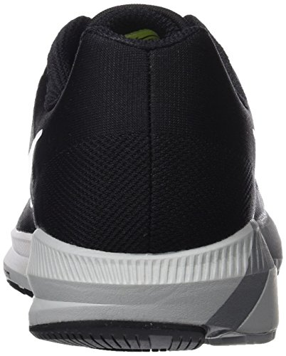 Nike Herren Air Zoom Structure 21 Laufschuhe Schwarz (Noir/gris Loup/gris Froid/blanc 001)