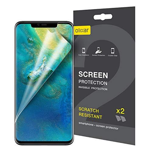 27288574a20 Olixar Pellicola Protettiva Huawei Mate 20 PRO - Pellicola Protettiva -  Protezione Schermo 2 in 1