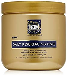 RoC Daily Resurfacing Disks 3 Inch 28 Count