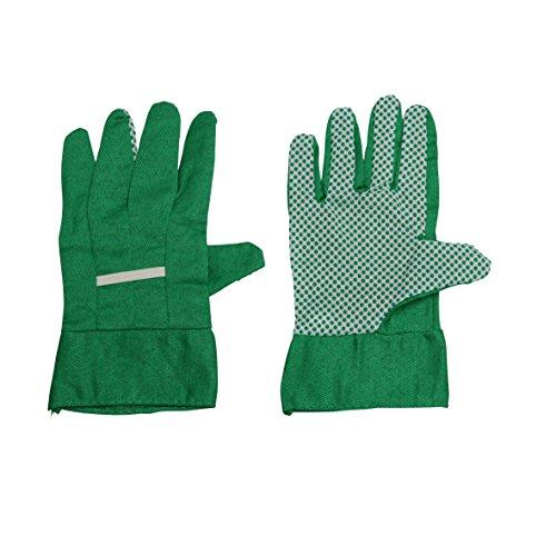 Gartenhandschuh grün Größe 8 Arbeitshandschuh Handschuh Gartenarbeit