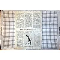 La Stampa D'annata del Giocatore Di Golf