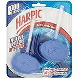 Harpic hygiénique Rim Bloc Anti Calcaire 2 x 40g