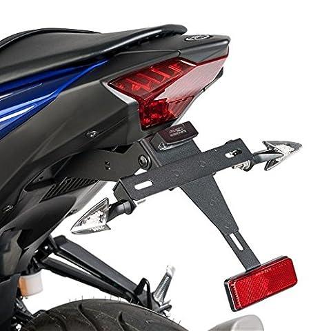 Kennzeichenhalter+ Beleuchtung Yamaha MT-03 16-17 Puig schwarz