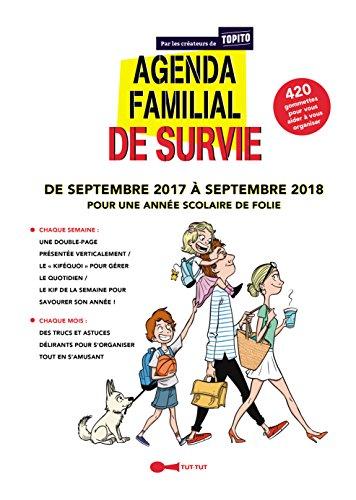 Agenda familial de survie - Topito