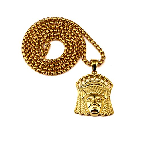 nyuk-indian-chief-mens-hip-hop-18k-gold-chain-steel-necklace