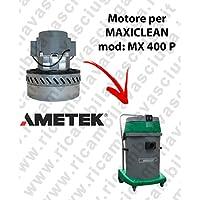 MX 400P Motor ametek de aspiración para aspiradora y te Maxiclean