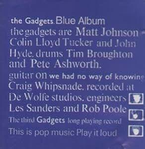Blue album (feat. Matt Johnson [The The])