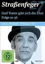 Straßenfeger 27: Graf Yoster gibt sich die Ehre (Folge 01-36) [5 DVDs] hier kaufen