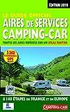 Le Guide Officiel Aires de services Camping-car 2019