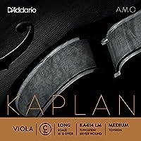 D'Addario KA414-LM Kaplan Amo Viola C Saite (Long Scale, Medium Tension)