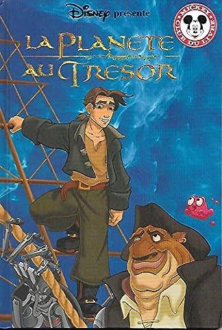 Livre Disney Club Du Livre - La planète au trésor (Mickey - Club