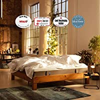 Emma Original King Size Mattress 150x200 cm 25 cm high Memory Foam Mattress Which? Best Buy 2018 and 2019 Mattress I Good Housekeeping Institute Approved I 100 Nights trial I 10 years warranty