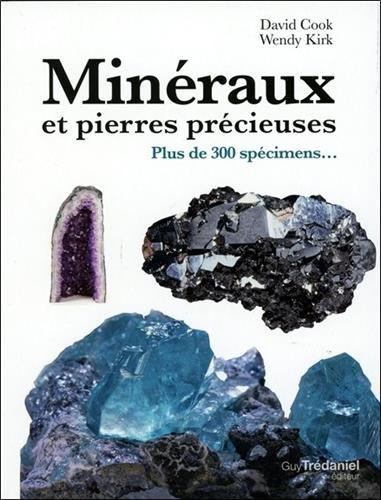 Minéraux et pierres précieuses : Plus de 300 spécimens.