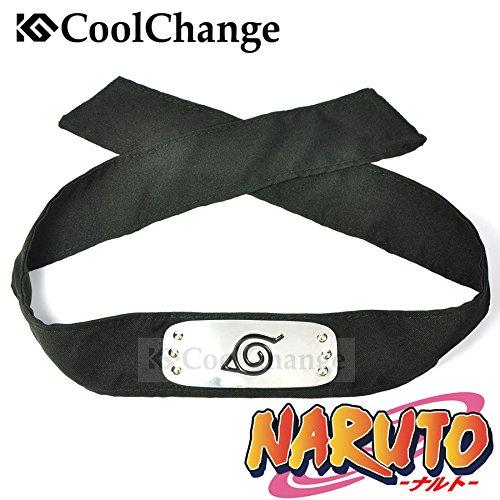 CoolChange Stirnband Konoha Ninja Uzumaki Sasuke Uchiha -
