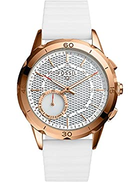 [Gesponsert]Fossil Q Damen Hybrid Smartwatch FTW1135