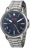 Hugo Boss Orange Unisex-Armbanduhr - Analog Quarz Uhr mit Edelstahl Armband 1550063