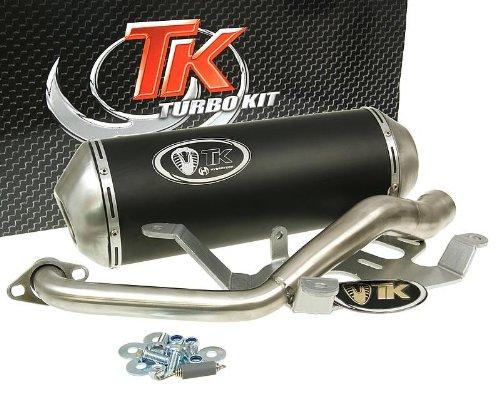 Échappement TURBO KIT GMax 4T XC125 pour MBK Flame, Yamaha Cygnus XC125
