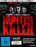 Hunter Killer (4K Ultra HD + Blu-ray 2D) Steelbook