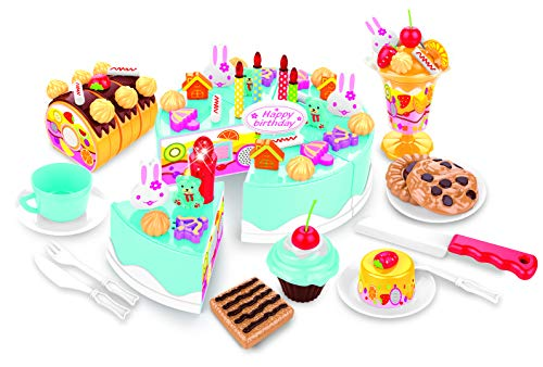 56 OFF On Webby Musical DIY Birthday Cake Toy 75 Pieces Amazon