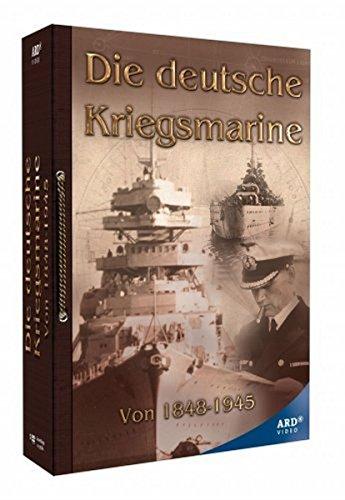 Die deutsche Kriegsmarine von 1848 - 1945 (5 DVDs) - Battle Flag