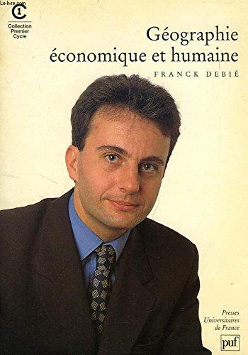 Géographie économique et humaine