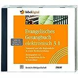 Evangelisches Gesangbuch elektronisch, Update auf Version 3.1: CD-ROM in Jewel-Case