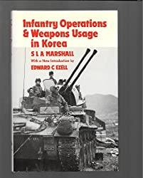 Infantry Operations and Weapons Usage in Korea