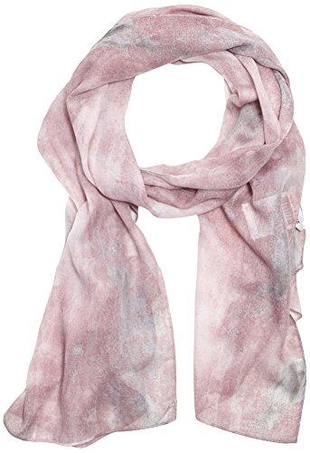MUSTANG Damen Schal Cloudy Scarf, Gr. One size (Herstellergröße: 1), Rot (withered rose 83 Preisvergleich
