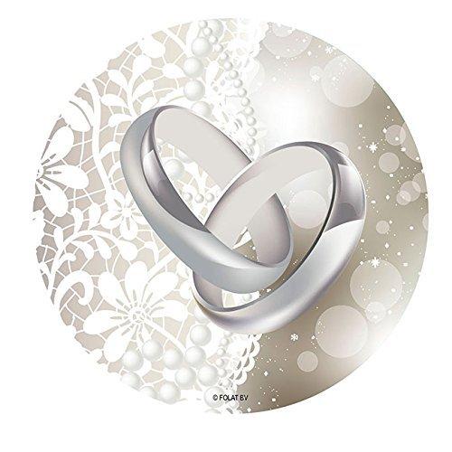 Folat Hochzeit Untersetzer ()