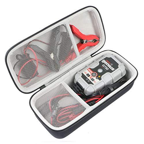 Khanka case Tasche Hülle für NOCO Genius G750EU 6V/12V .75A UltraSafe Intelligentes Batterieladegerät. (Für NOCO G750) (Genius-ladegerät Noco)