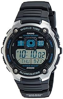Casio Collection Men's Watch AE-2000W-1AVEF (B0039UT5OU) | Amazon price tracker / tracking, Amazon price history charts, Amazon price watches, Amazon price drop alerts