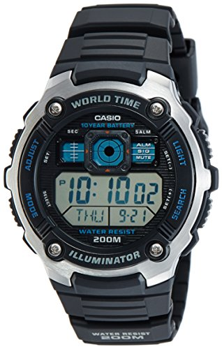 Casio Wrist Watch AE-2000W-1AVEF