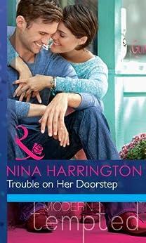Trouble on Her Doorstep (Mills & Boon Modern Tempted) by [Harrington, Nina]