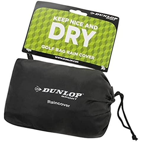 Dunlop Sports Training Equipment Accessories Protection Golf Bag Rain Cover by Dunlop - Dunlop Golf Irons