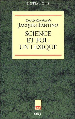 Science et foi un lexique