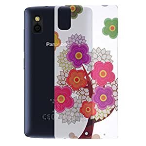 Shopme Printed Designer Back cover_4981_for Panasonic T-44