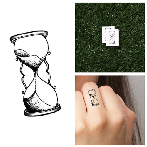 tattify-tatouages-temporaires-sablier-le-temps-senvole-set-de-2