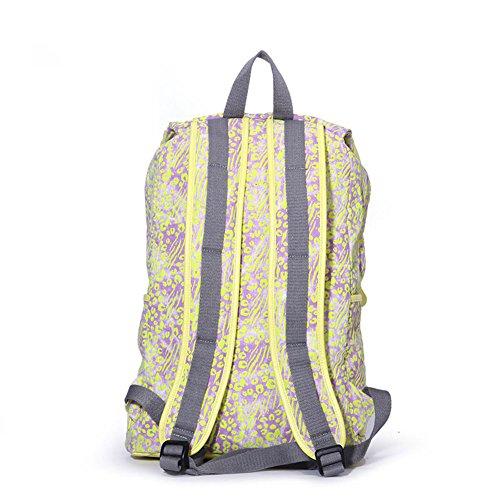 Stampato Tela Zaino/Scuola Di Stile Coreano Zaini Scolastici/Borse Da Viaggio Per Il Tempo Libero-B C